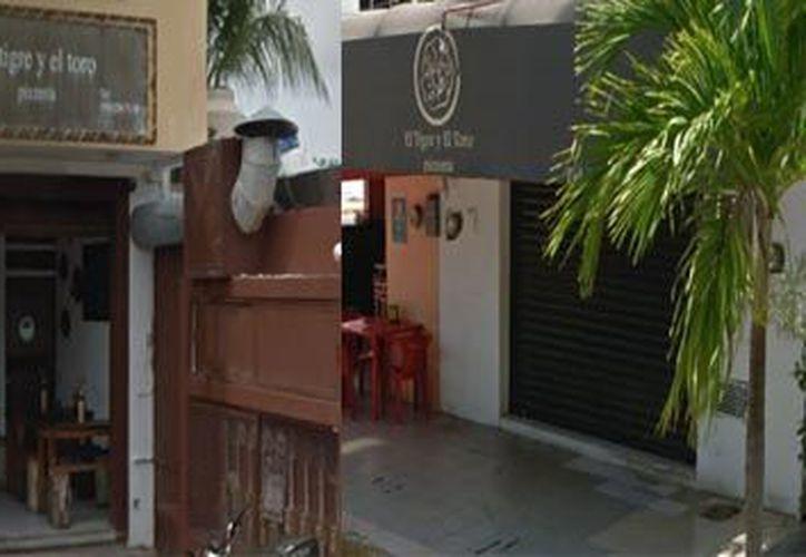 Dos sucursales de la pizzería fueron cerradas por la delincuencia. (Redacción)