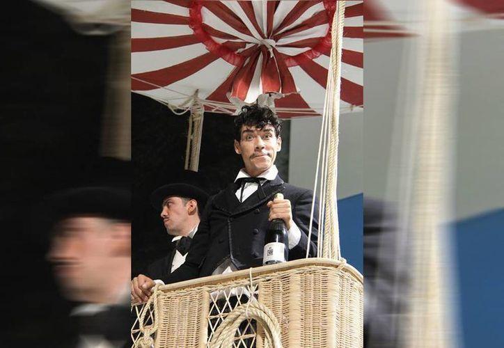 """""""Cantinflas"""", de Sebastián del Amo, compite contra 20 películas para llegar a los premios internacionales. (Facebook/Cantinflas)"""