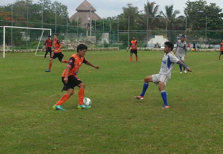 La escuadra dirigida por Francisco del Valle salió triunfante por marcador de 8-0 contra Tuzos Cancún. (Ángel Mazariego/SIPSE)