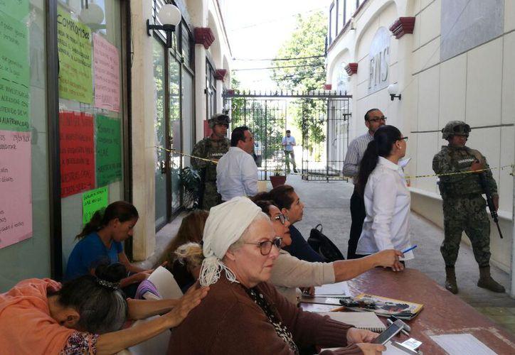 Los ministerios públicos de la Seido en los últimos 16 días han tenido acceso a estados financieros, propiedades, documentación personal y más. (Claudia Olavarría/SIPSE)