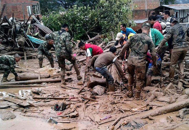 Entre las personas que perdieron la vida, se encuentran al menos 43 niños. (Foto: Internet)