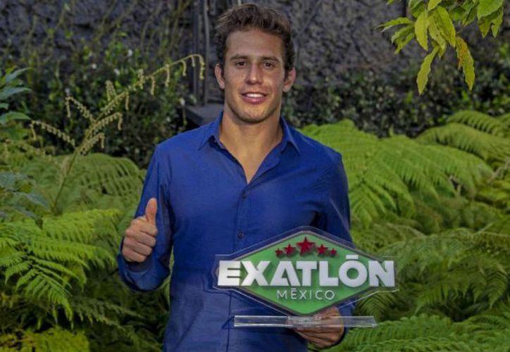 Eduardo Moreno estuvo en la competencia a lo largo de dos semanas. (Foto: Record)