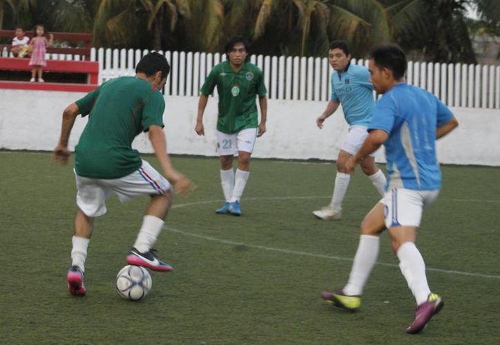 Los Panzas Verdes se encuentran en el primer lugar de la tabla del segundo grupo. (Miguel Maldonado/SIPSE)