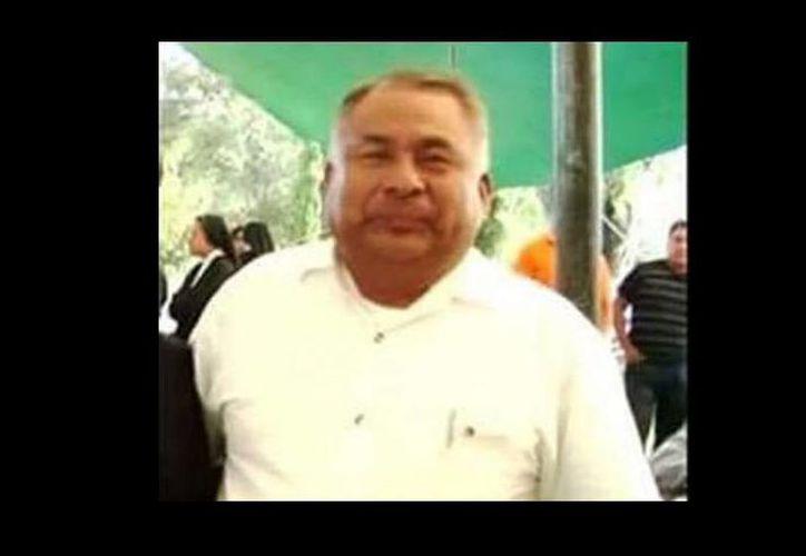 El párroco de Cuyoaco, Erasto Pliego de Jesús, fue encontrado muerto en un predio en Nopalucan.(publimetro.com.mx)