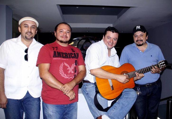 'Los Juglares' ofrecerán temas musicales muy diversos pero con su estilo. (Sipse)