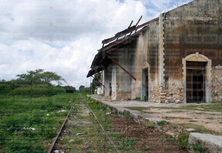 El tren terminará su recorrido en Solidaridad y no se ha informado del proyecto de manera oficial. (Octavio Martínez/SIPSE)