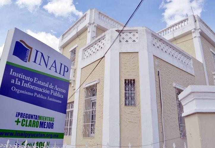 El Ayuntamiento de Mérida es la dependencia con mayores solicitudes ciudadanas en el Inaip en Yucatán. (Milenio Novedades)