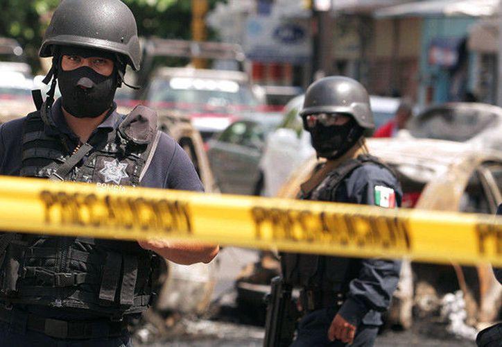 Elementos de la Policía Federal realizaron la detención. (Internet)