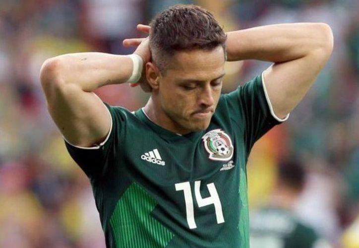Javier 'Chicharito' Hernández y Héctor Herrera no fueron convocados por la Selección para el partido contra Argentina. (Foto: Tribuna)
