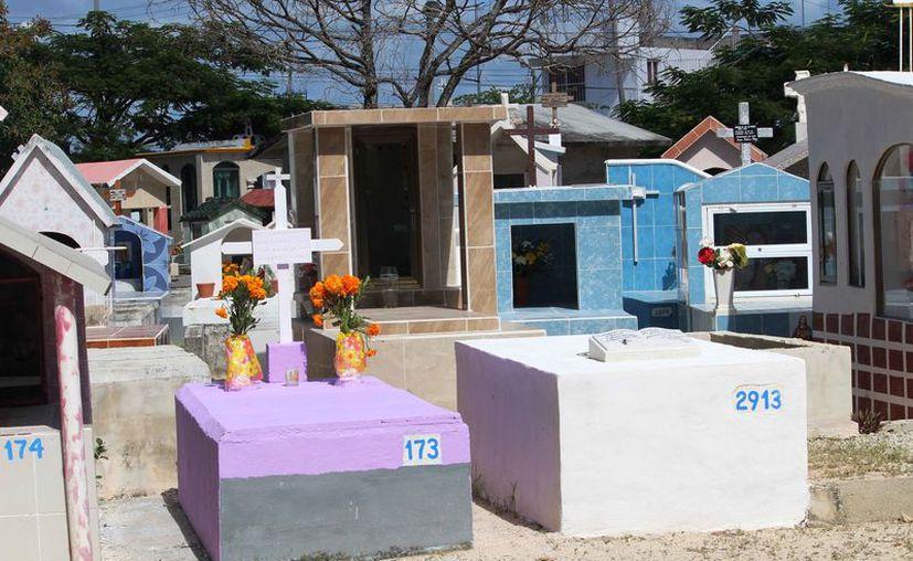 Planean realizar exhumaciones en el municipio de Solidaridad. (Octavio Martínez/SIPSE)