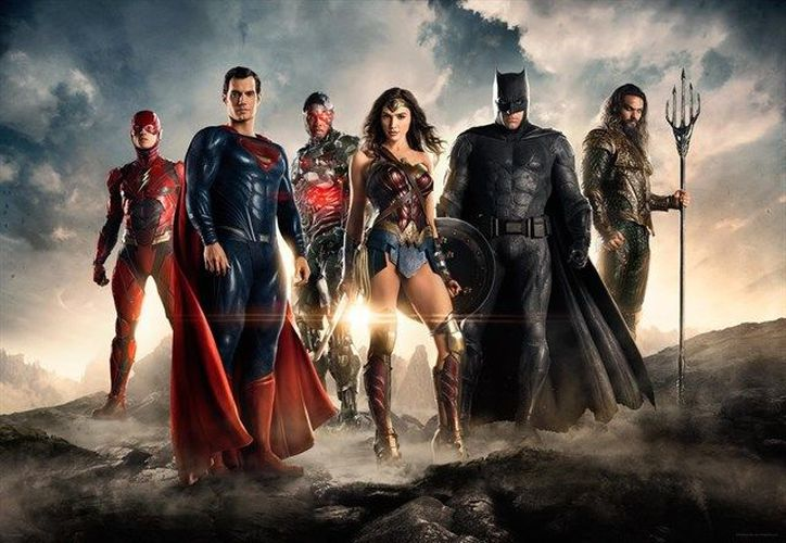 Los creadores de la película compartieron una nueva fotografía de La liga de la Justicia. (DC).