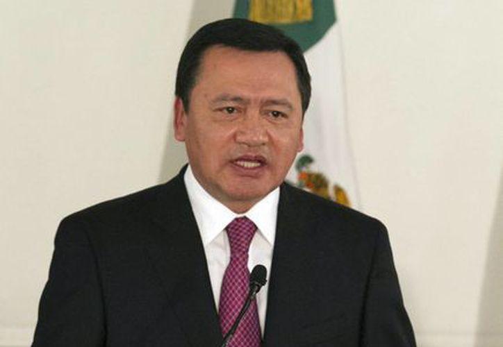 """Osorio Chong aseguró que """"esta transformación seguirá generando resistencias"""". (Notimex)"""
