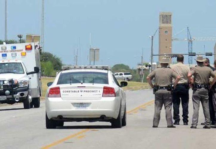 El Departamento de Seguridad Pública de Texas comisionó a 52 nuevos agentes estatales. Imagen de contexto de un grupo de policias en Texas, durante un operativo en la frontera. (Archivo/SIPSE)