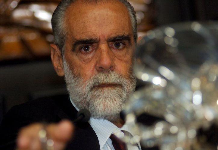 Fernández de Cevallos aclaró que respeta a los que se reafiliaron. (proceso.com.mx)