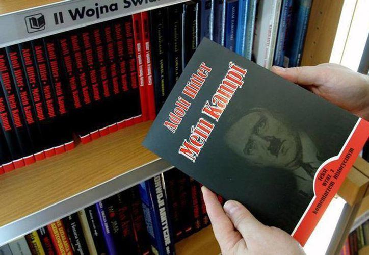 """De acuerdo con el historiador, 'Mein Kampf' representa perfectamente """"el desprecio del género humano de la ideología"""" de Hitler, base de su """"racionalidad perversa y criminal"""". (Agencias)"""