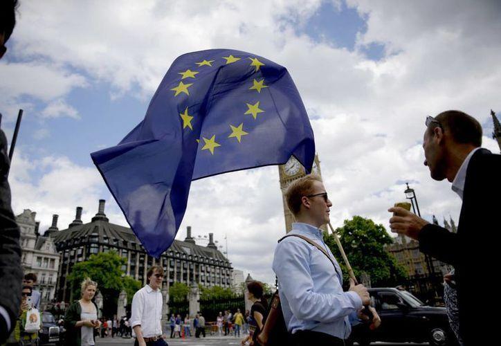 A la Unión Europea le preocupa que tras la decisión del Reino Unido, otros países quieran seguir su ejemplo y salir del bloque económico. (AP)
