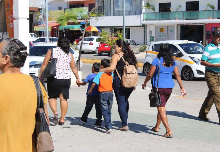 La Red de Padres de Autismo en Chetumal solicitó apoyo económico a la SEQ, para acudir a un diplomado sobre el tema, sin respuesta. (Joel Zamora/SIPSE)