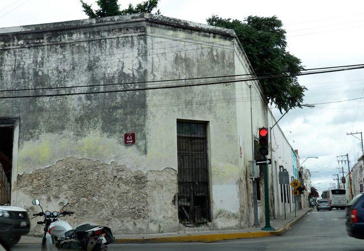 Problemas legales impiden empezar las remodelaciones de varias casas. (Foto: Milenio Novedades)