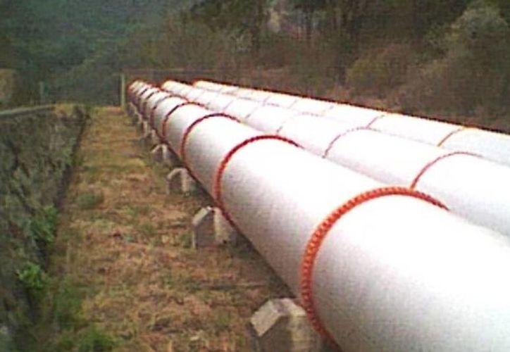 La nueva tubería en la Península de Yucatán disminuiría los costos de transporte de hidrocarburos. (Foto de contexto tomada de Internet)