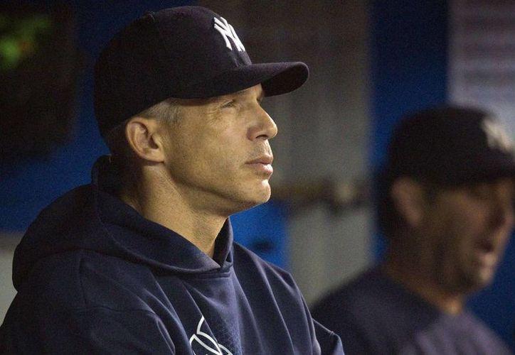 Girardi (foto) reemplazó a Joe Torre después de la campaña de 2007. (nypost.com)