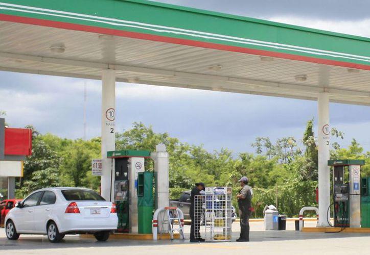 Tan solo en Othón P. Blanco, existen 32 estaciones de servicio; en 2012 se aprobaron tres. (Archivo/SIPSE)
