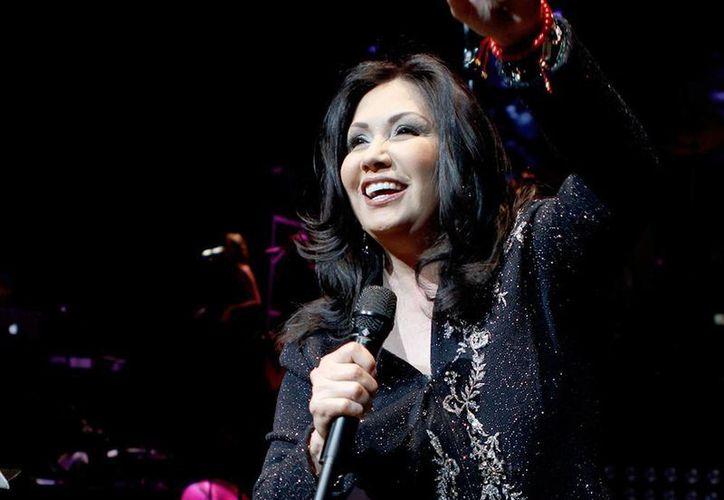 Ana Gabriel ofrecerá dos shows en México, en septiembre, uno en Acapulco y el otro en Mérida. (Milenio Novedades)