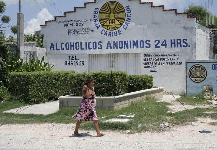 En Benito Juárez son 85 grupos de Alcohólicos Anónimos (AA). (Tomás Álvarez/SIPSE)