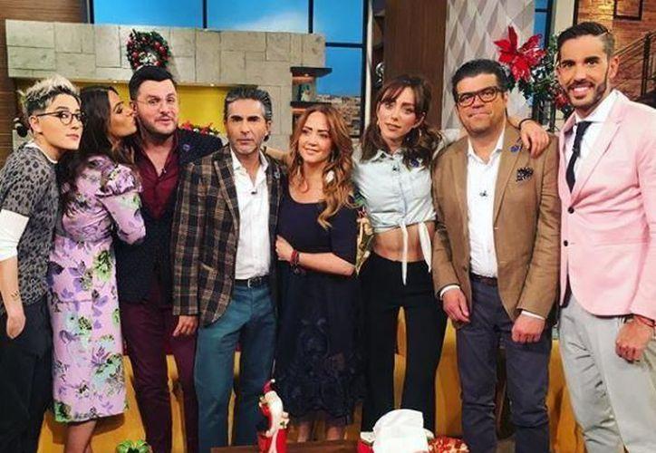 Andrea Escalona, hija de Magda Rodríguez, confirmó que Andrea Legarreta y Galilea Montijo conservarán su lugar. (Contexto)