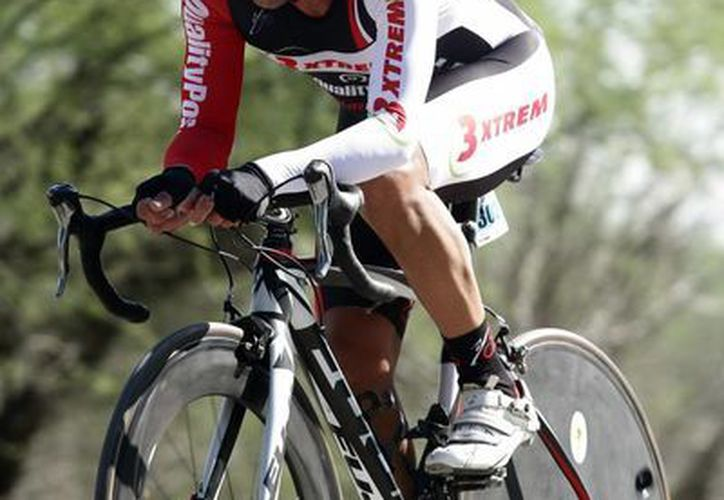 La bicicleta con la que Yapur pensaba competir en Mazatlán costaba 70 mil pesos. (Milenio Novedades)