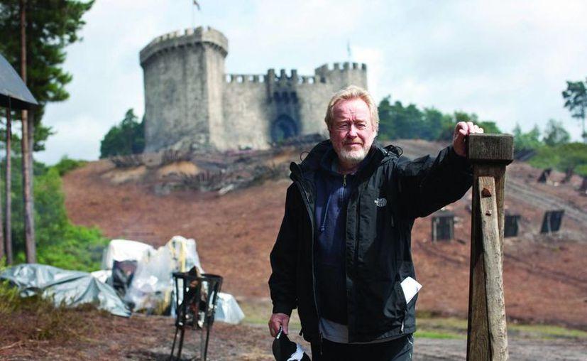 El cineasta Riddley Scott, ganador del Oscar, prepara una película sobre 'El Chapo' Guzmán. (movpins.com) .movpins.com/