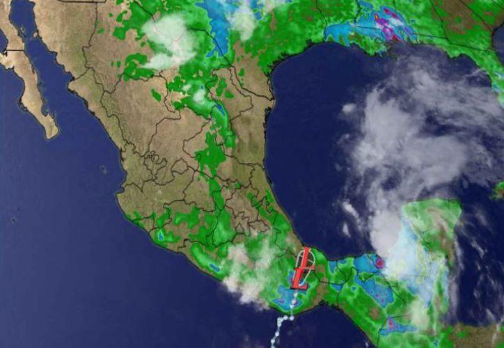 Se espera cielo mayormente nublado en Quintana Roo. (Conagua)