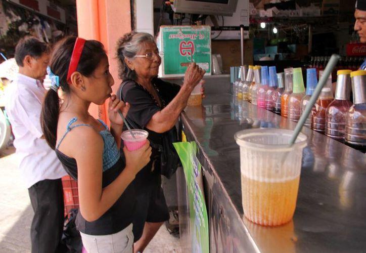 Este martes se esperan lluvias vespertinas, pero antes prevalecerá intenso calor en Yucatán. (Milenio Novedades)