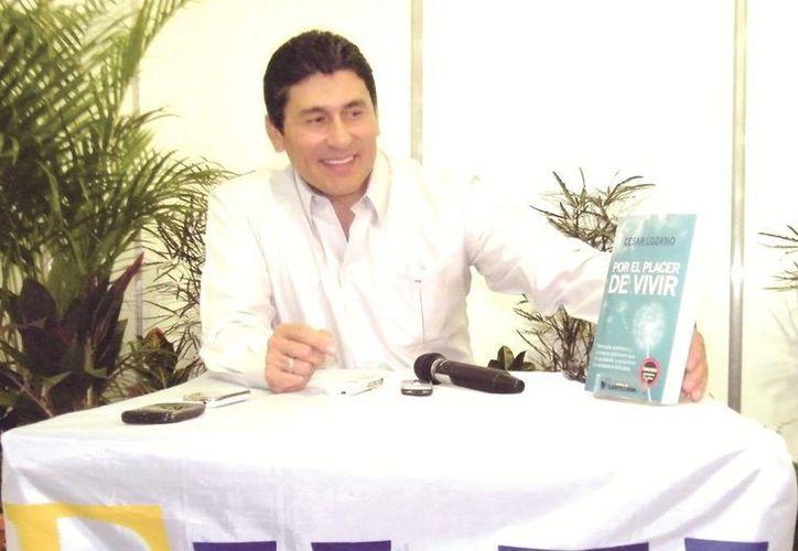 El Doctot Lozano volverá a la capital yucateca en mayo. (SIPSE)
