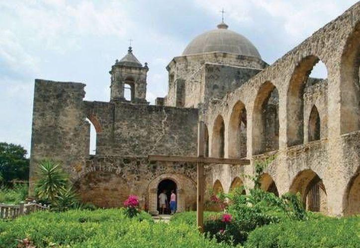 El Parque Histórico de las Misiones de San Antonio, en Texas, está alrededor de las misiones de San José, San Juan (en la foto) y Espada. (.revistaslife.com.mx)