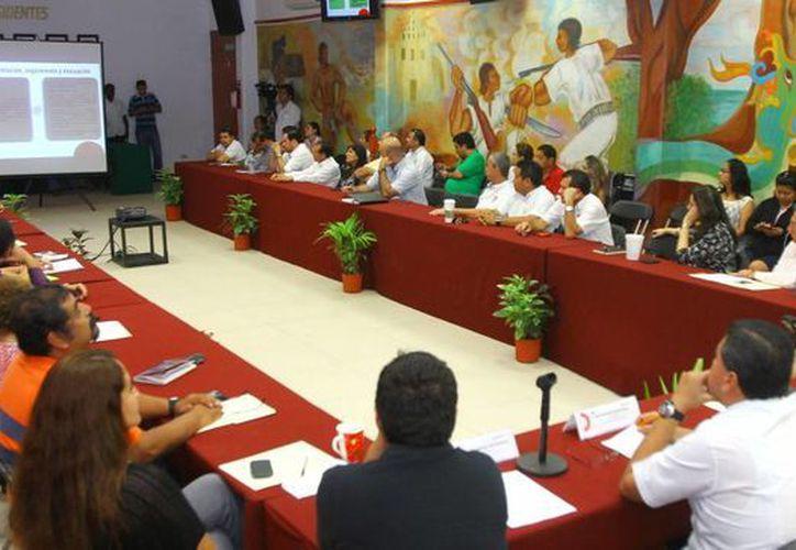 El Documento fue presentado la semana pasada ante el Coplade de Quintana Roo. (Redacción/SIPSE)