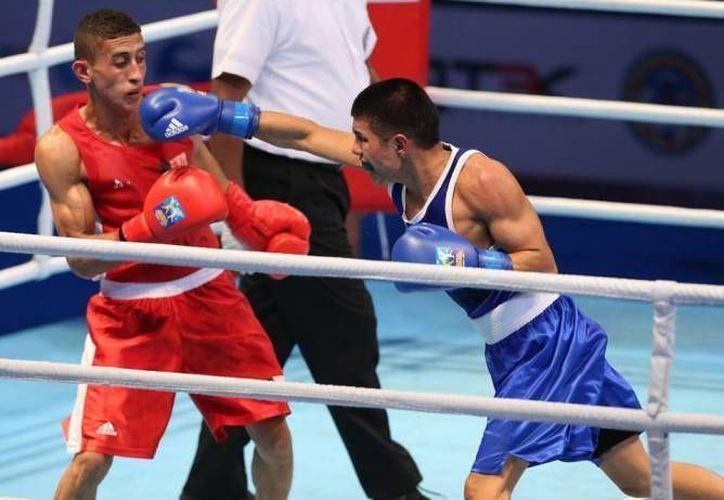 'El Huracán' mantuvo un enfrentamiento contra Hasanboy Dusmatov. (Redacción/Contexto)