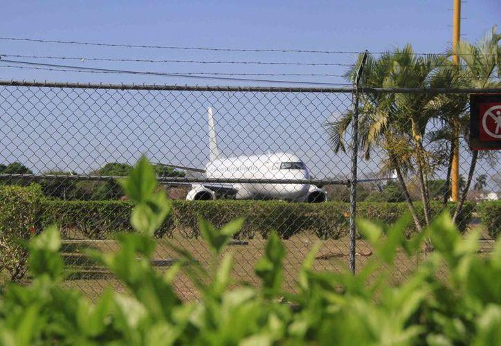 Desde hace dos años está la intensión de hacer una interconexión aérea entre la ciudad de Belice y Chetumal. (Harold Alcocer/SIPSE)