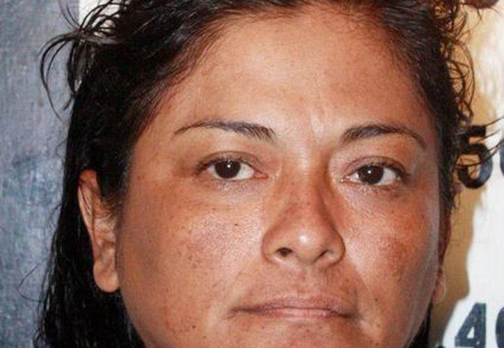 Edith Zaragoza Cárdenas agarró a tajos de machete a un joven por que fue a cobrar a su hijo. (Milenio Novedades)