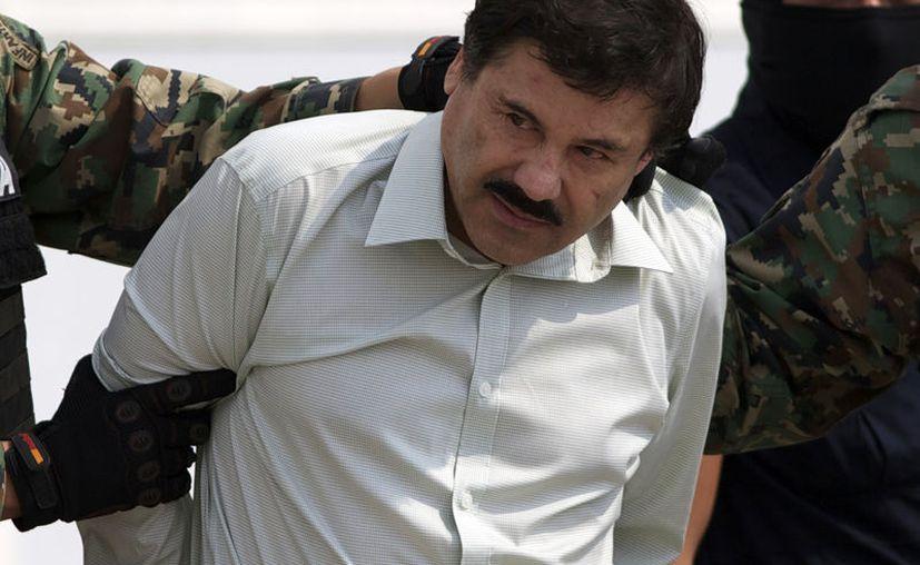 La esposa de Guzmán Loera es la única de los familiares del capo que puede viajar a los Estados Unidos. (Contexto)