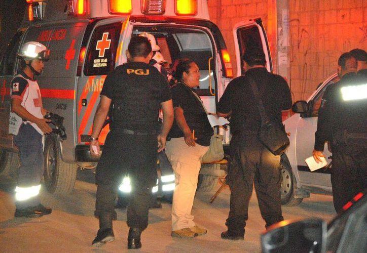 Persona con herida de bala en la Región 208. (Redacción/SIPSE)