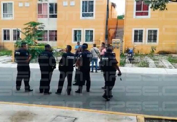 Fraccionamiento Villas del Sol se reportó balacera. (SIPSE)