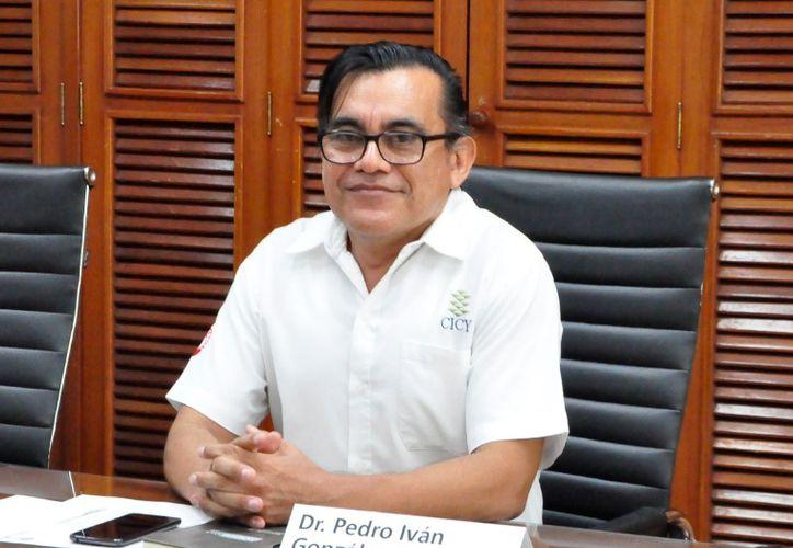 El nuevo director del CICY es Ingeniero químico industrial por la UADY. (Novedades Yucatán)