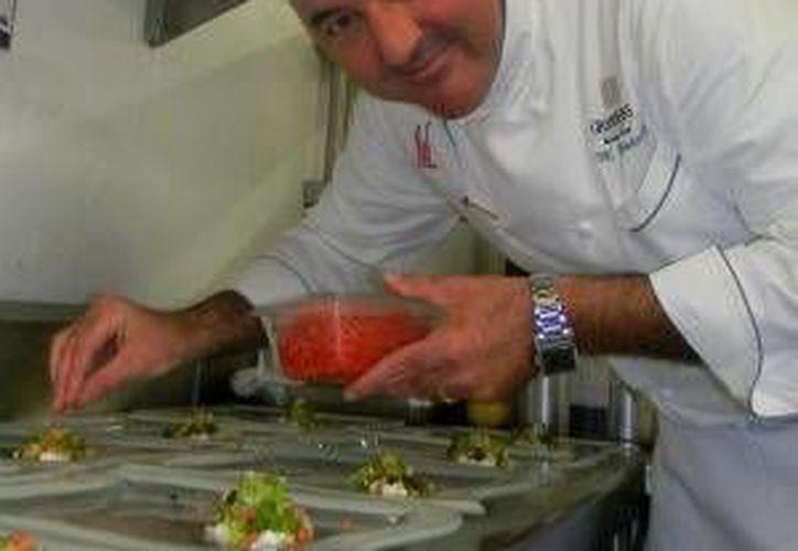 El chef Michel Mustiere participó en la Goût de France/Good France que se realizó en todo el mundo el 19 de marzo pasado. (Internet)