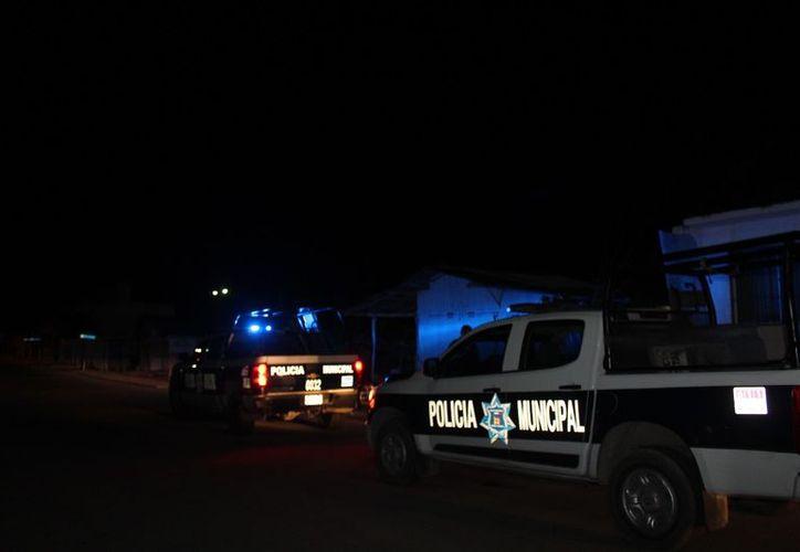 El detenido huyó del lugar tras cometer el abuso, pero fue localizado por los uniformados. (Redacción)