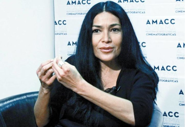 El objetivo más importante es dejar huella, aseguró la actriz Dolores Heredia, quien participa en la serie Hasta que te conocí. (Milenio)