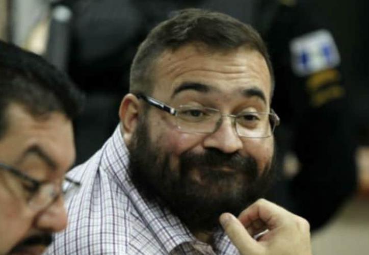 El exgobernador de Veracruz Javier Duarte se declaró culpable de los delitos de lavado de dinero y asociación delictuosa. (Foto: Twitter)