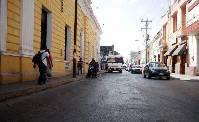 Las casonas del Centro Histórico de Mérida se han convertido en hogar de numerosos extranjeros, principalmente estadounidenses. (SIPSE/Archivo)