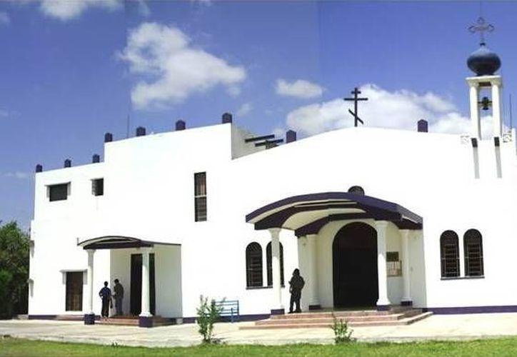 Las actividades concluirán en la Iglesia Ortodoxa de la Dormición de la Virgen, en Santa Gertrudis Copó. (ortodoxosyucatan.org)