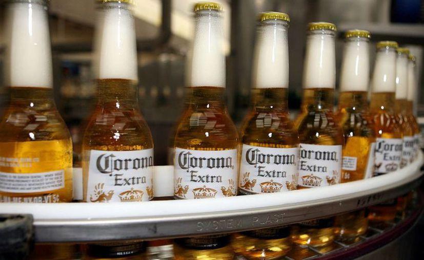La cerveza Corona es la cuarta más apreciada a nivel mundial. (Internet)