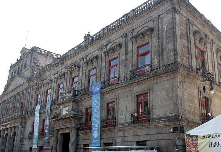El primer debate presidencial se llevará a cabo en el Palacio de Minería, en la Ciudad de México. (Notimex)